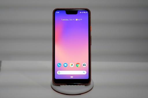 A fond la photo pour le dernier smartphone de Google, Pixel 3