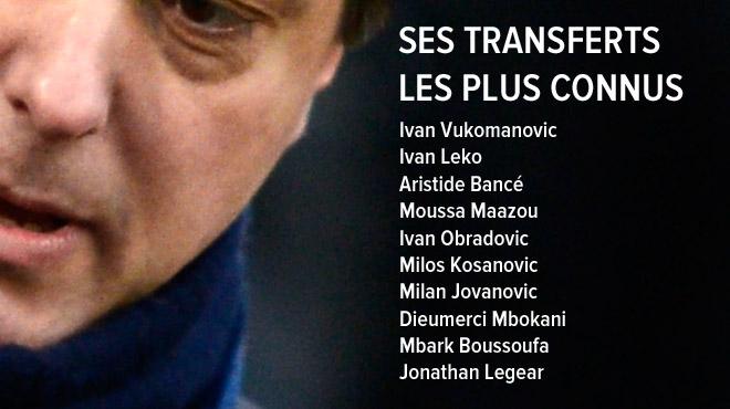 Qui est Dejan Veljkovic, l'autre agent de joueurs visé par l'enquête dans le foot en Belgique et en Europe?