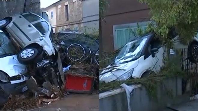 Lourd bilan humain — Inondations à Majorque