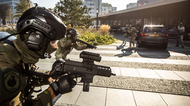 Scénario catastrophe et commandos spéciaux: la plus grande opération anti-terroriste européenne a commencé