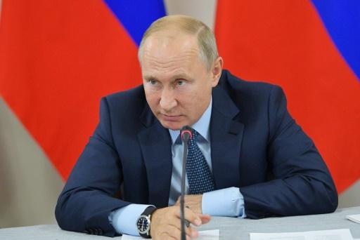 Russie: Poutine exige