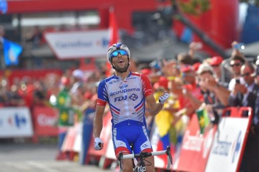 Cyclisme: Thibaut Pinot succède à Laurent Jalabert au palmarès de Milan-Turin
