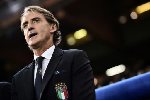 Match amical: un nul, un hommage et beaucoup d'émotions pour l'Italie