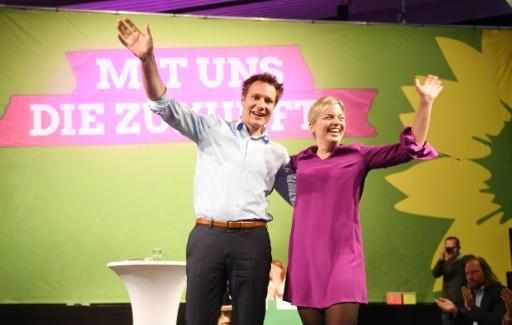 Les Verts, l'autre parti qui monte en Allemagne