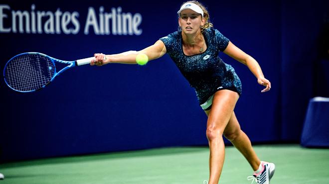 Elise Mertens en quarts de finale du tournoi de Tianjin