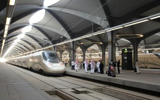 Début de l'exploitation commerciale du TGV La Meque-Médine