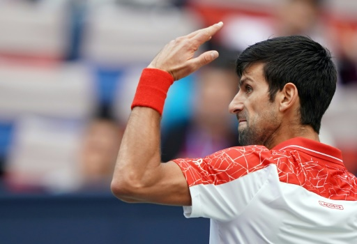Tennis: Djokovic pas fan de la nouvelle Coupe Davis