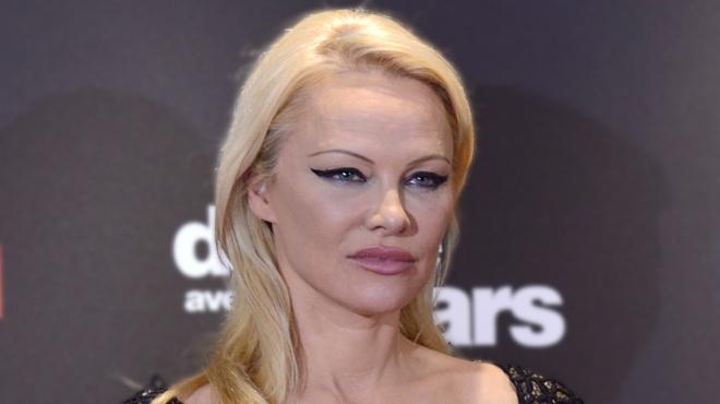Pamela Anderson sur le point d'abandonner DALS?