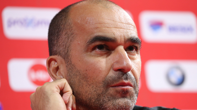 La mise au point de Roberto Martinez concernant Henry: