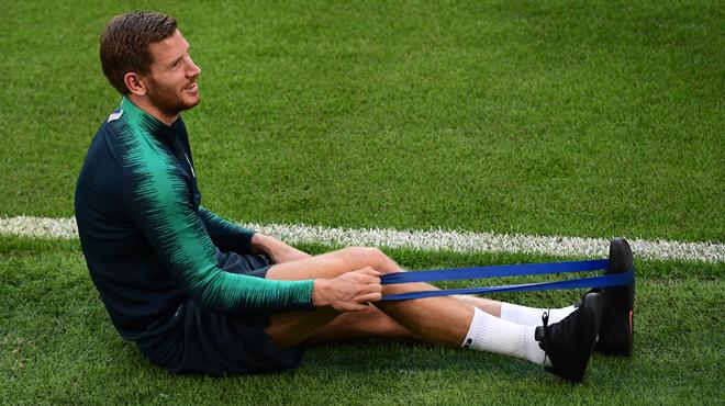 La Belgique et Tottenham privés de Jan Vertonghen jusqu'au mois de décembre