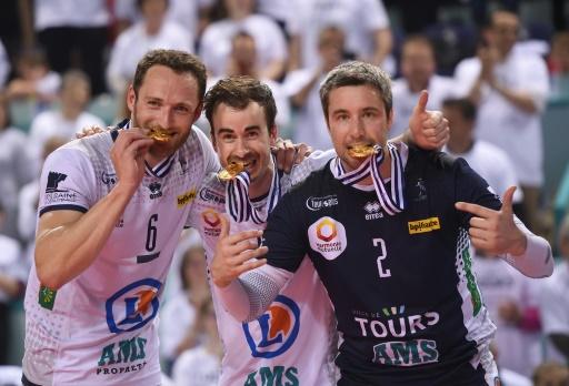 Volley: Tours veut grandir de nouveau