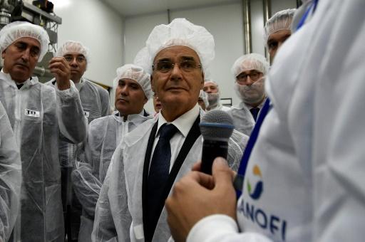 En Algérie, Sanofi inaugure le plus important complexe pharmaceutique d'Afrique