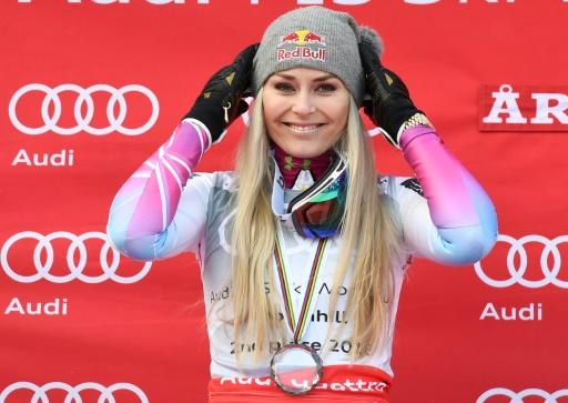 Ski: dernière saison pour Lindsey Vonn avant la retraite