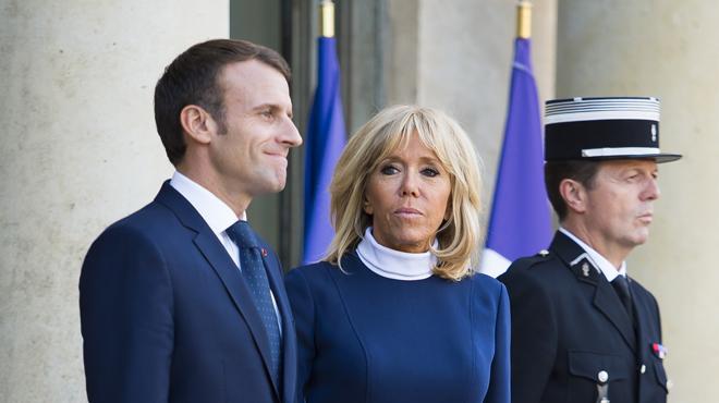 Emmanuel Macron recadré par Brigitte? Elle laisse éclater sa colère et fait trembler les murs de l'Elysée