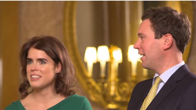 La princesse Eugenie d'York détaille sa rencontre avec Jack Brooksbank: