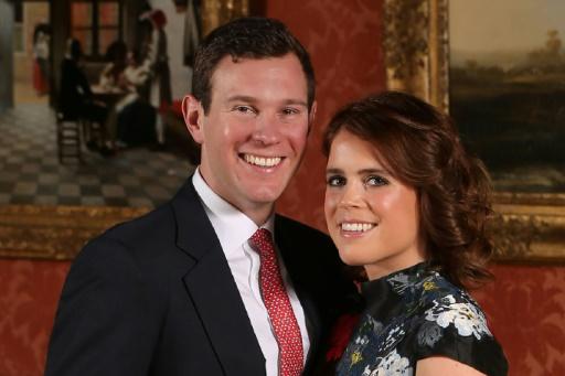 Eugenie, la petite fille d'Elizabeth II, se marie à Windsor