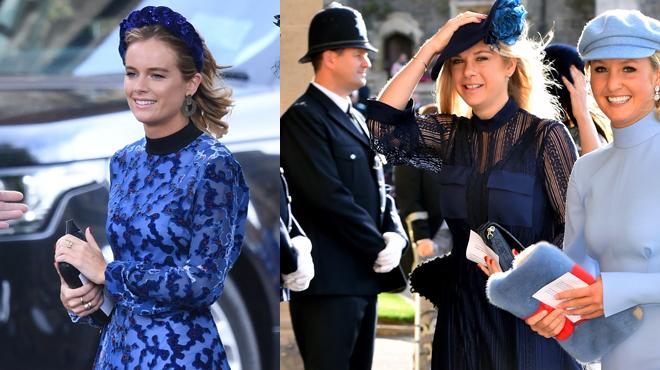 Mariage de la princesse Eugenie d'York: les ex du prince Harry sont toutes là! (photos)