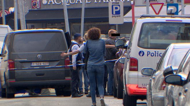 La Louvière: un mort et un blessé, la police parle d'un