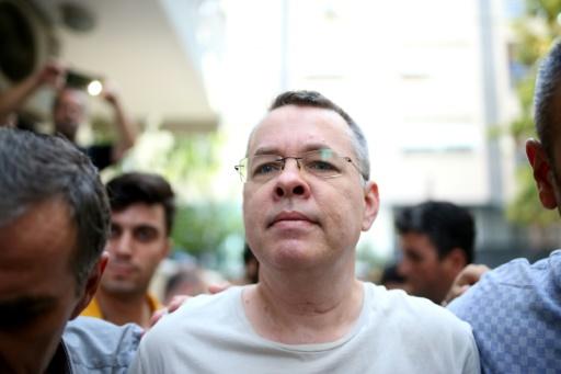 Brunson, le pasteur au coeur de la crise entre la Turquie et les Etats-Unis