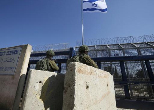 Golan: réouverture lundi du point de passage de Qouneitra entre Israël et Syrie
