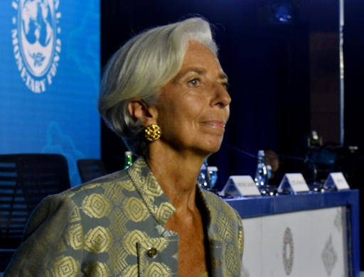 FMI: Lagarde