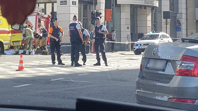 Déploiement policier rue Royale à Bruxelles: que s'est-il passé?