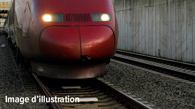 200 personnes évacuées d'un TGV à Soumagne: les pompiers appelés sur place