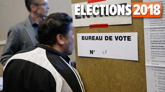Elections communales 2018: tout ce qu'il faut savoir avant d'aller voter