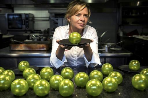Pomme en sucre soufflé: la naissance d'un dessert fétiche