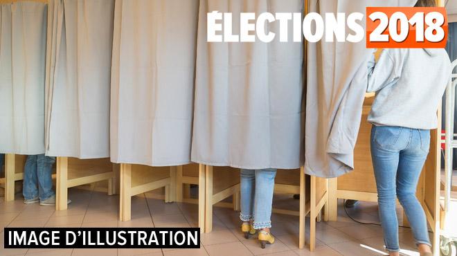 Le président d'un bureau de vote de Denderleeuw agressé après un incident dans l'isoloir