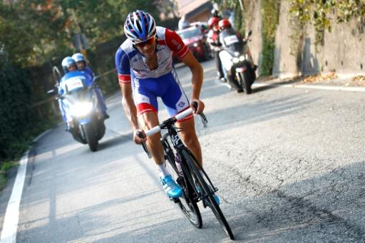 Tour de Lombardie: Thibaut Pinot, les fragilités d'un champion
