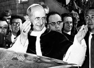 Paul VI, le pape réformateur qui répondit non à la pilule