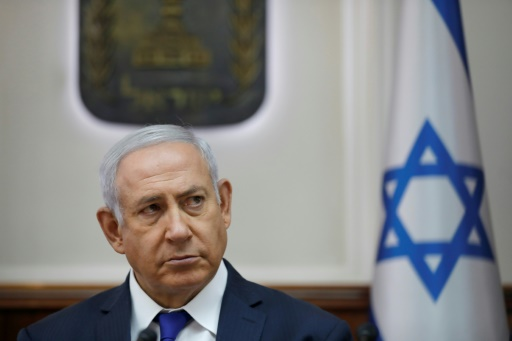 Israël: Netanyahu menace d'infliger des