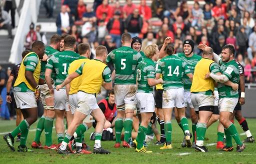 Rugby: Newcastle enfonce un Toulon indiscipliné en Coupe d'Europe