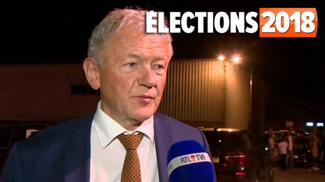 François Bellot comprend la défaite du MR à Rochefort: il avance plusieurs explications
