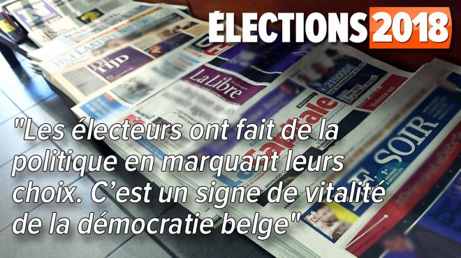 Elections 2018: Que disent les éditorialistes des résultats de ce scrutin?
