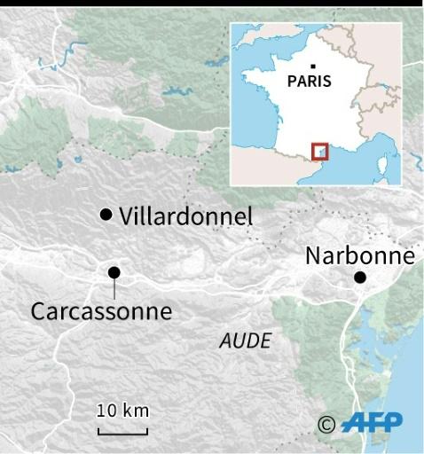 Orages: trois morts dans l'Aude, annonce le préfet