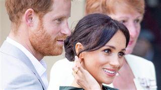 L'annonce qu'on attendait- le prince Harry et Meghan Markle attendent leur premier enfant 5