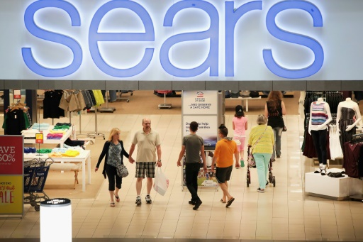 La chaîne américaine de magasins Sears se déclare en faillite