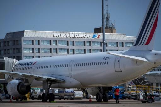 Salaires chez Air France: deux réunions de négociation prévues cette semaine