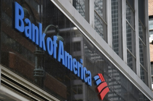 Bank of America annonce le