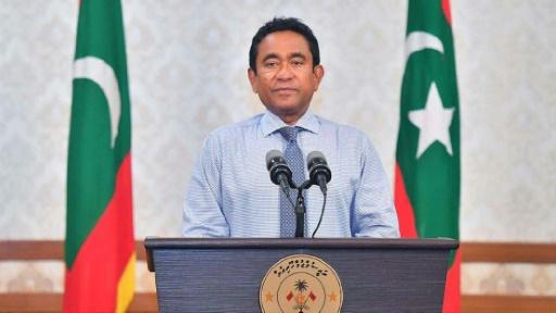 Présidentielle aux Maldives: Yameen blâme pour sa défaite une