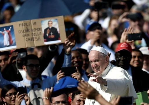 Taïwan invite le pape François