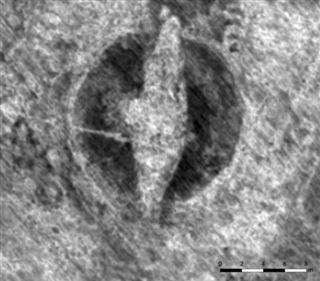 Découverte rare de traces d'un bateau viking en Norvège