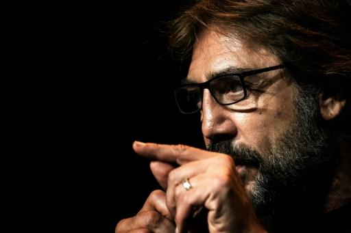 Cinéma: Javier Bardem évoque les