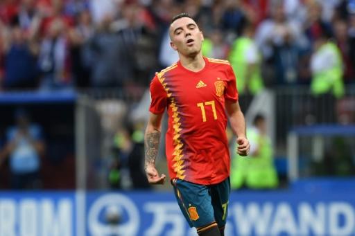 Ligue des nations: l'Espagne aligne Aspas contre l'Angleterre de Kane