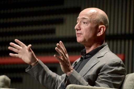 Bezos défend sa participation à l'appel d'offres géant du Pentagone