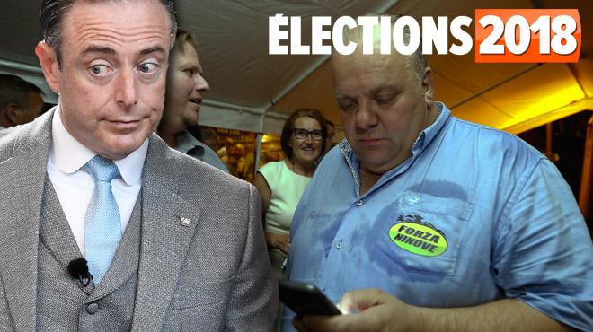 La N-VA ne s'alliera pas avec le parti d'extrême droite Forza Ninove