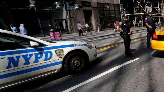New York salue son premier week-end SANS fusillade depuis... 1993: cette parenthèse s'est achevée avec une balle dans le pied