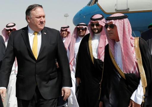 Affaire Khashoggi: à Ryad, Pompeo rencontrera aussi le prince héritier saoudien